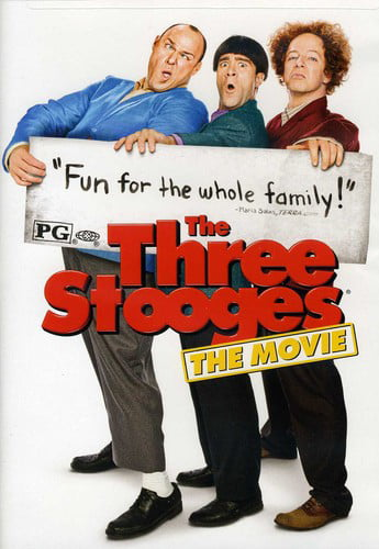 The Three Stooges by NEWS CORPORATION