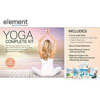 Element: Complete Yoga Kit (DVD)