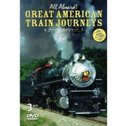 All Aboard!: Great American Train Journeys by COLUMBIA RIVER ENTERTAINMENT