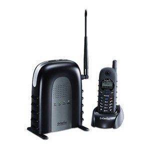 - DURAFON 1X PBX 1PORT LONG RANGE CORDLESS PHONE SYSTEM