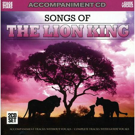 Karaoke: Songs from the Lion King - Halloween Songs For Karaoke