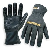 IRONCLAD HW6X-05-XL XL Black Gauntlet Cuff Heat Resistant Gloves