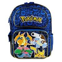 5db75de8bdc4 Product Image Backpack - - Pikachu Blue 16 Large School Bag New 847125