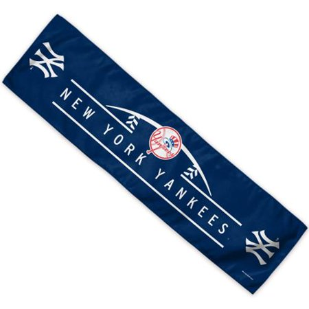 New York Yankees Official MLB 8 inch  x 30 inch  Cooling Towel by Wincraft