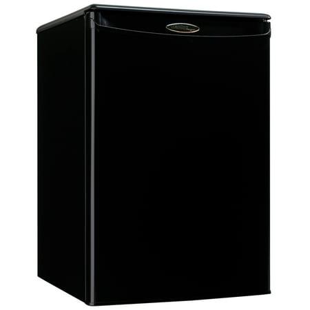 Danby Designer 2.6 Cu Ft Mini All-Refrigerator DAR026A1BDD-3, (Best 26 Cu Ft Refrigerator)