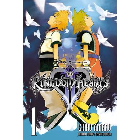 Kingdom Hearts II, Vol. 1 (Kingdom Hearts 1 Halloween Town Secrets)