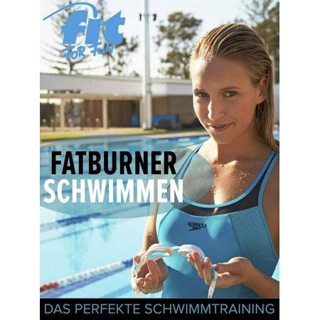 Fatburner Schwimmen - eBook (Sport Schwimmen Bikini-oberteil)