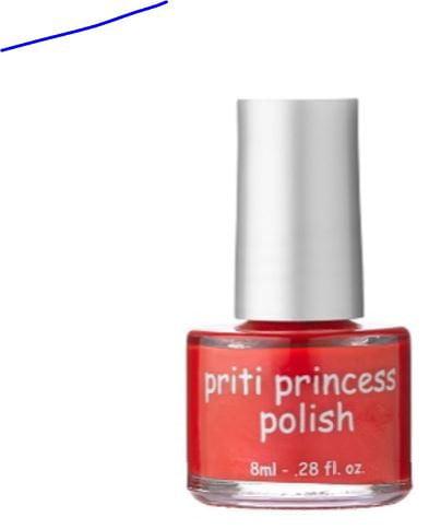 Nail Polish Priti Princess #841 Cherry Pop By Priti NYC