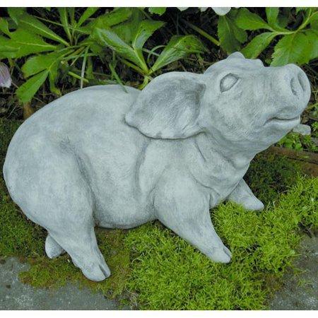 Paul the Pig Garden Statue