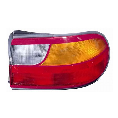 Replacement Penger Side Tail Light For Chevrolet 97 05 Malibu 04 Clic