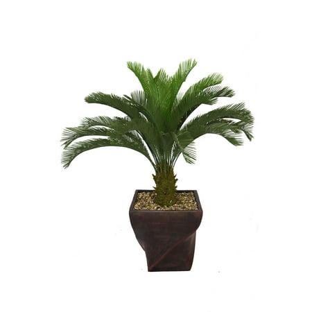 Laura Ashley Decor (Laura Ashley Home Tall Cycas Palm Tree in Planter )