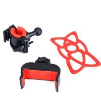 Outdoor Universal Bicycle Stand Bike Navigation Clip Mountain Riding Mobile Phone Anti-shock Holder