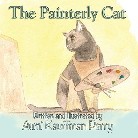 The Painterly Cat - image 1 of 1