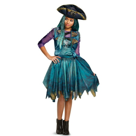 Disney's Descendants 2: Uma Classic Isle Look Child Costume - Cute Couple Disney Costumes