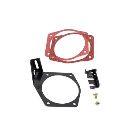 - FITech Fuel Injection 70063 Throttle Cable Bracket LS Engines
