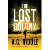 The Long Winter Trilogy: The Lost Colony (Paperback)