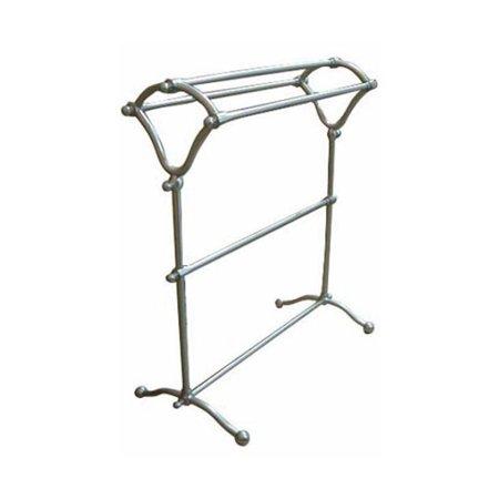 Elements of Design DS228 Vintage Pedestal Y-Type Rack Towel Bar