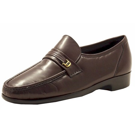 Florsheim Men's Riva Slip-On Burgundy Loafers Shoes