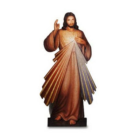 - Christian Brands VG051 Divine Mercy Marco Sevelli Plaque