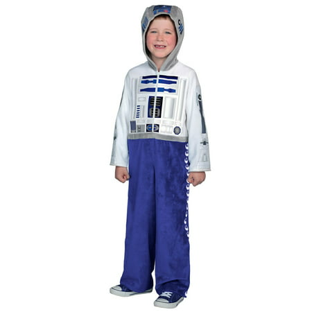 Boys Classic Star Wars Premium R2D2 Costume (R2d2 Baby Halloween Costume)
