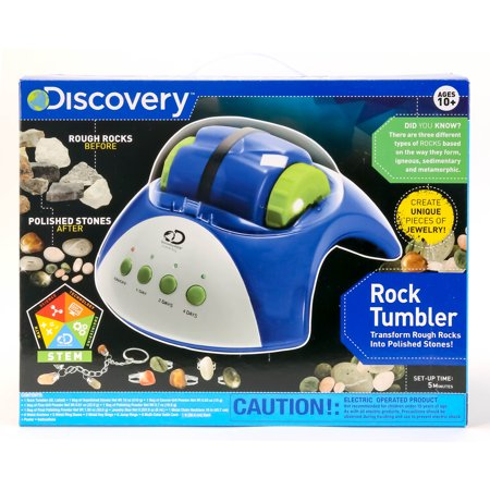 discovery rock tumbler - Inventory Checker