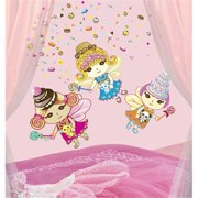 Wallcandy Arts sdf01 Sweet Dream Fairies