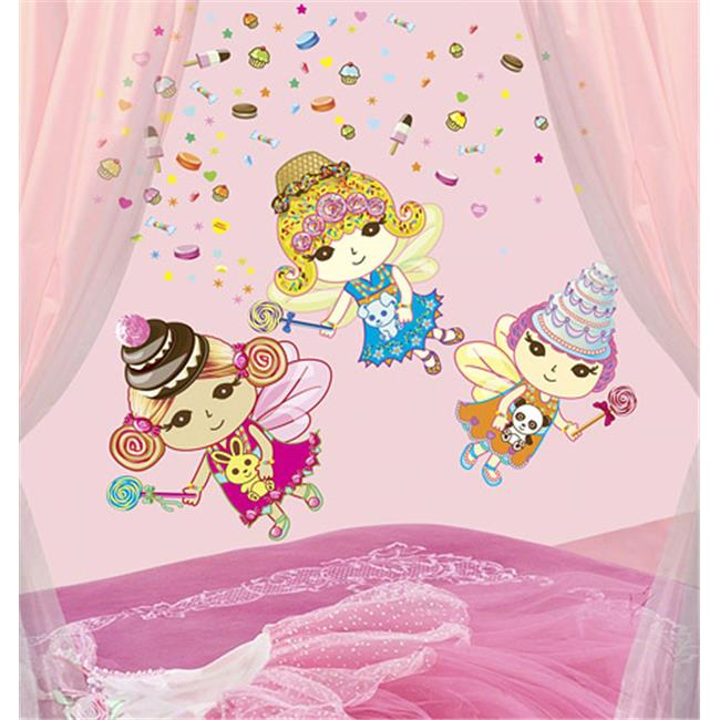 Wallcandy Arts sdf01 Sweet Dream Fairies