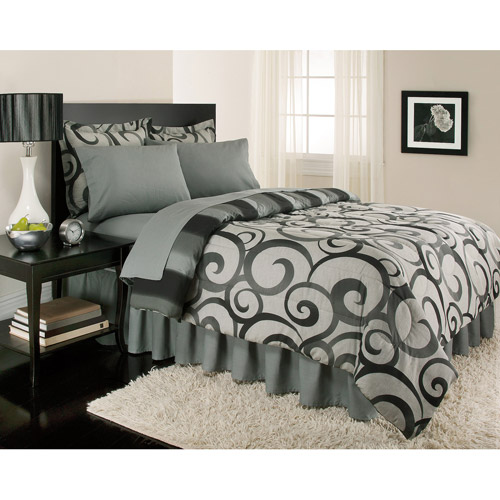 Alessandro Reversible Bed in a Bag, Gray