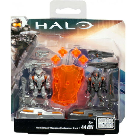 Mega Bloks Halo Promethean Weapons Customizer (Halo 4 Best Weapon)