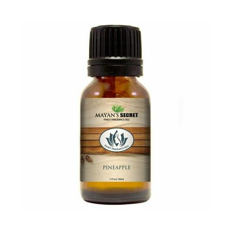 Mayan's Secret- Pineapple- Premium Grade Fragrance Oil -