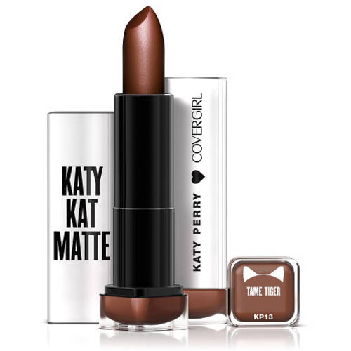COVERGIRL Katy Kat Matte Lipstick, Tame Tiger, .12 oz created by Katy Perry