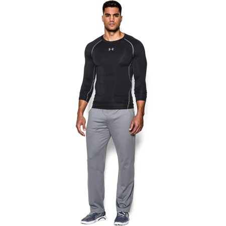 Under Armour Heat Gear L/S Compression Shirt ( 1257471 - Under Armour Winter Gear