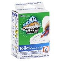Scrubbing Bubbles Fresh Mountain Morning Toilet Cleaning Gel