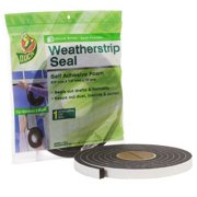 Duck Brand Extra Large Gap Weatherstrip Seal