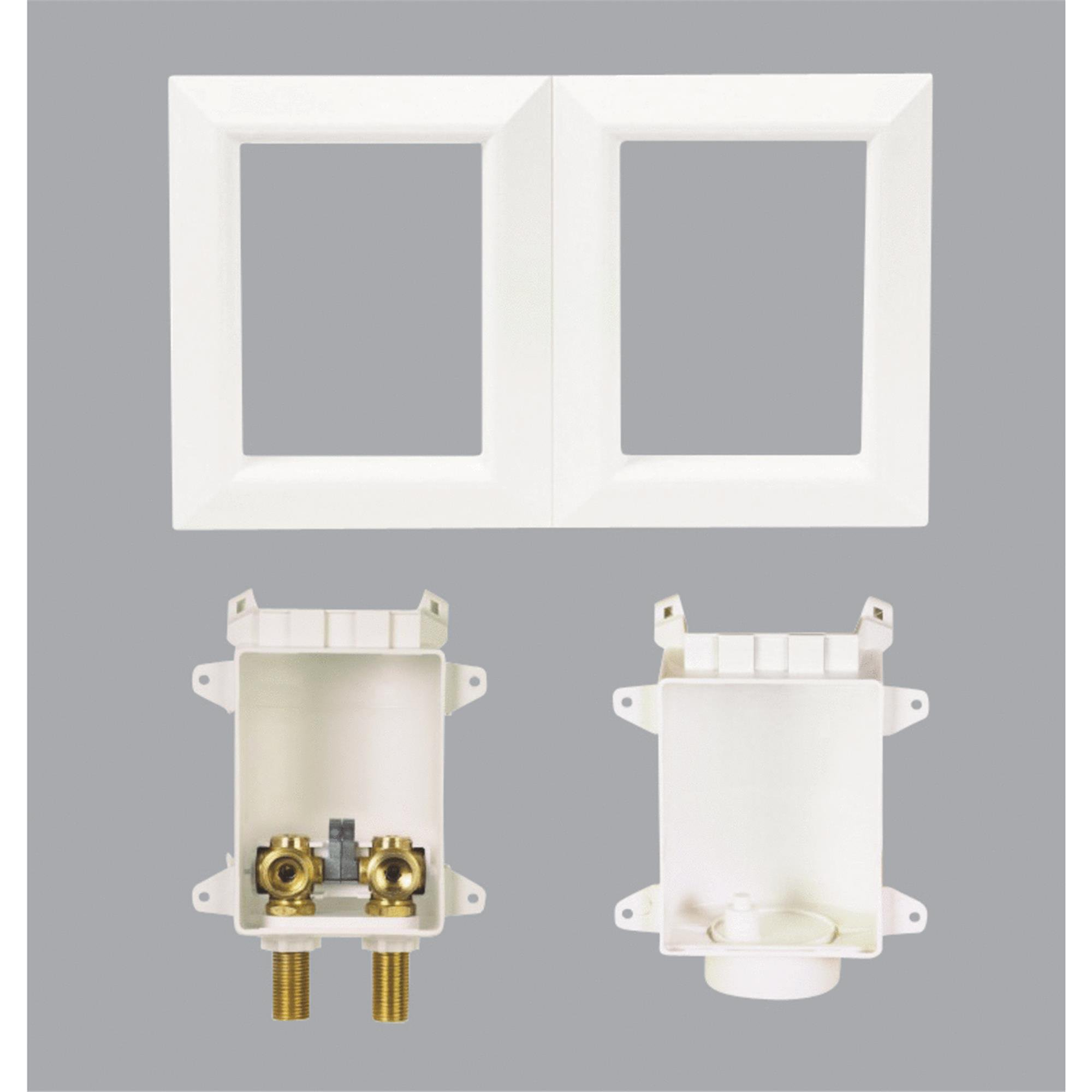 Sioux Chief Washing Machine Outlet Box by Sioux Chief