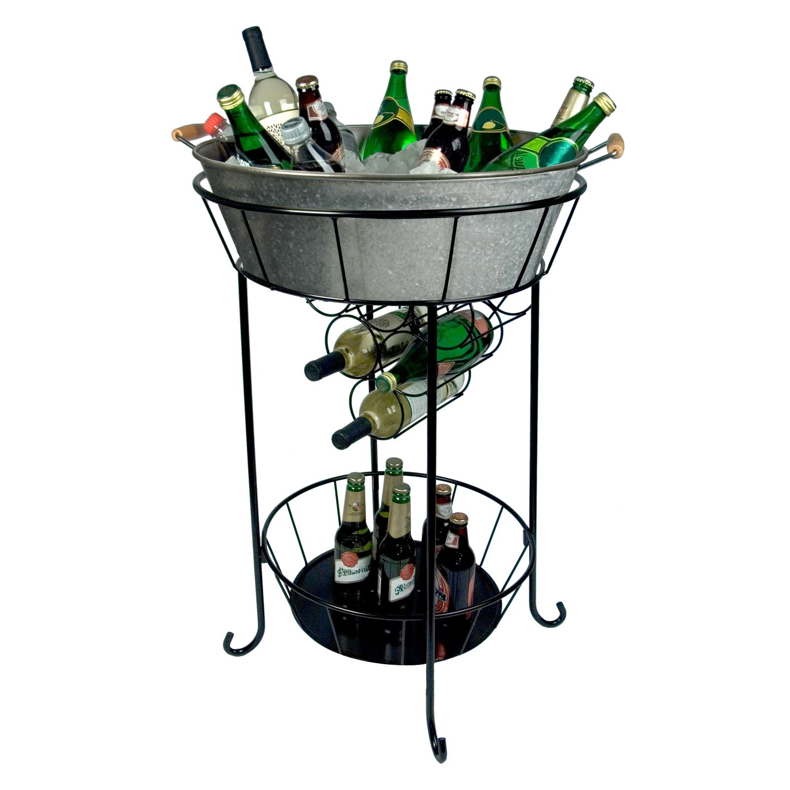 Artland Inc. Oasis Galvanized Party Station