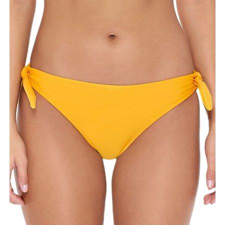 Lowrider Tie Side Bikini Bottoms - Women's Hot Water 24ZZ0049 Solid Tie Side Bikini Swim Bottom