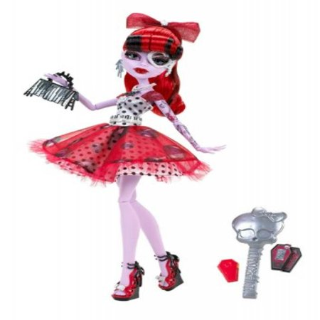Monster High Dot Dead Gorgeous Operetta Doll - Operetta Monster High