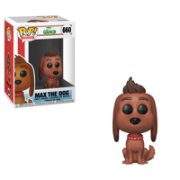 Funko Pop! Movies - The Grinch Movie: Max the dog