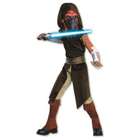 Star Wars Boys Dlx. Plo Koon Halloween - Clone Wars Plo Koon