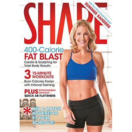 Shape: 400-Calorie Fat Blast (Widescreen)