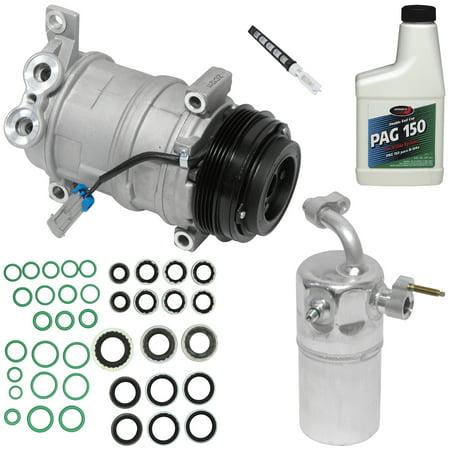 New A/C Compressor and Component Kit 1051804 - Silverado 1500 Sierra 1500