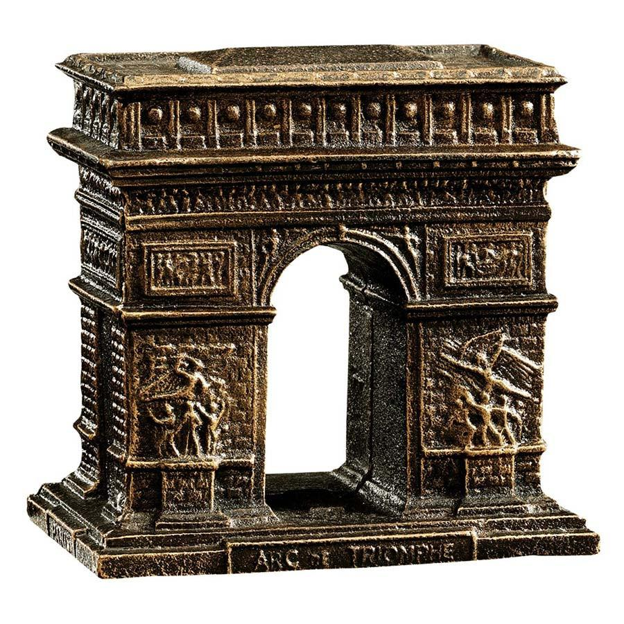 Cast Iron French Monument Memorabilia Arc de Triomphe ...