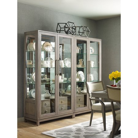 - Rachael Ray Highline by Legacy Classic Bunching Display China Cabinet