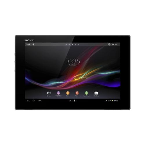 """Sony Xperia SGP311U1/B 16 GB Tablet - 10.1"""" - Qualcomm Snapdragon S4 Pro APQ8064 1.50 GHz - Black 2RD5660"""