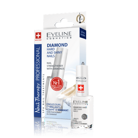 Eveline Cosmetics Nail Therapy Diamond Hard And Shiny