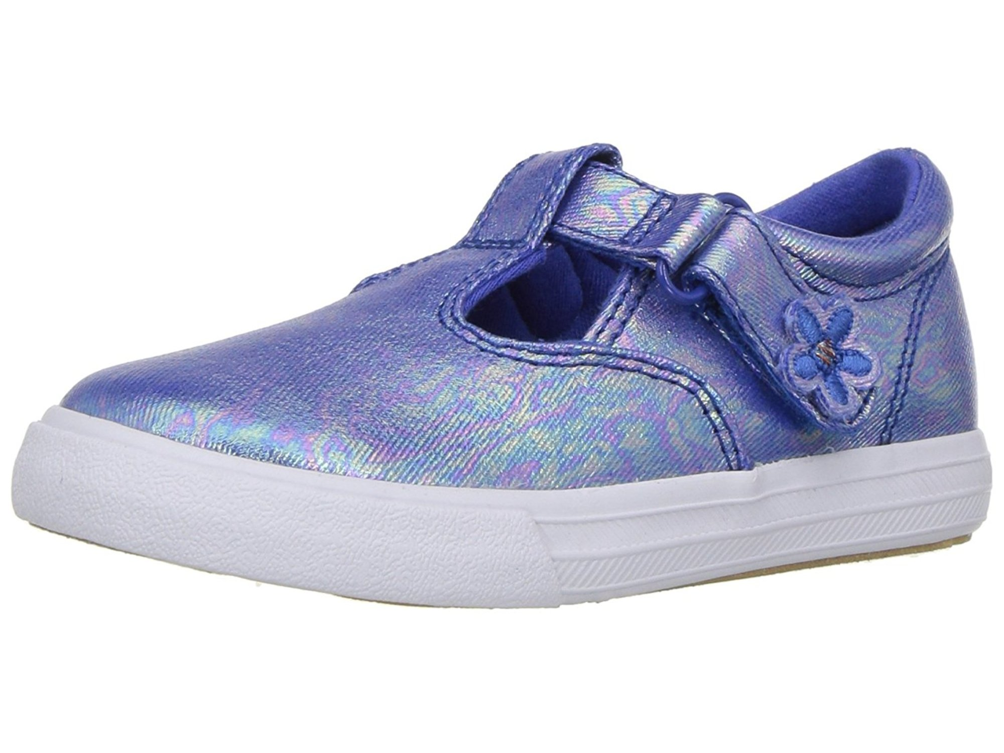 Keds Girls Daphne Leather Low Top Fashion Sneaker by Keds