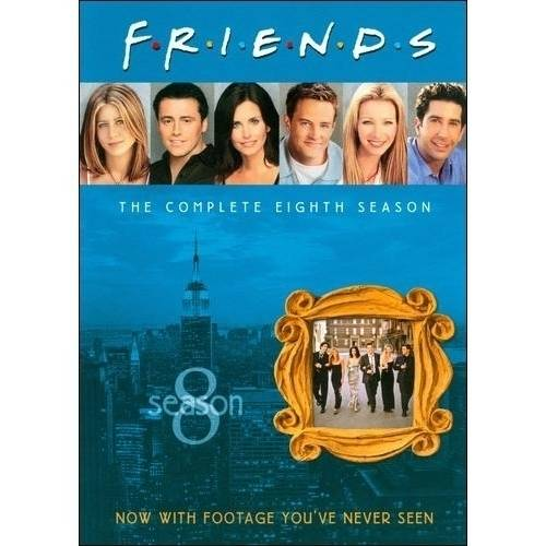 Friends: The Complete Eighth Season (Full Frame)