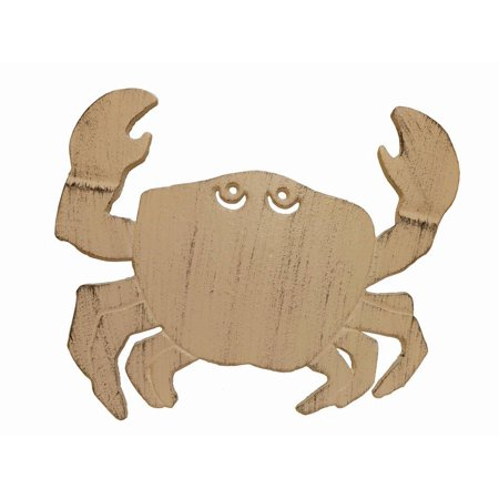 Aged White Cast Iron Crab Trivet 11