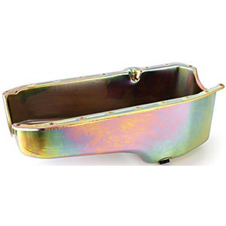 (JEGS Performance Products 50252 Stock Replacement Oil Pan)